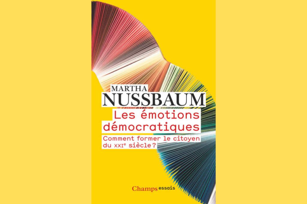 Les émotions démocratiques de Martha Nussbaum: Replay audio +texte